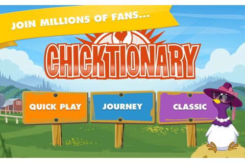 Chicktionary - Scrambled Words | Download APK for Android ...