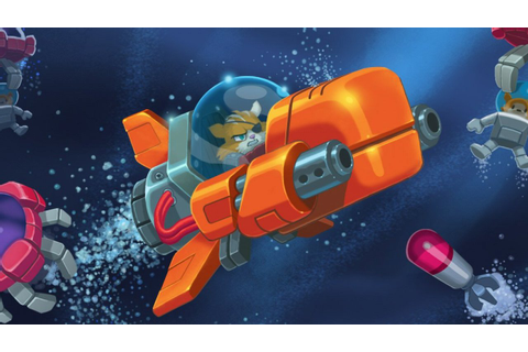 Aqua Kitty: Milk Mine Defender DX Review (PS4) | Push Square