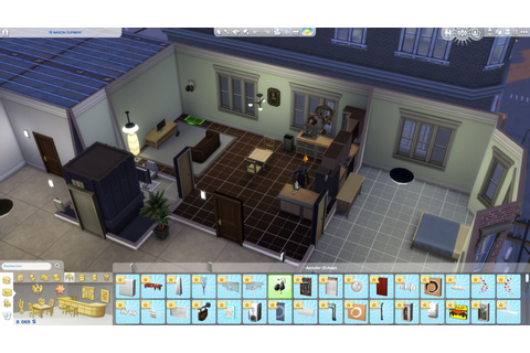 Sims 4 - Aperçu de l'extension Vie Citadine - Game-Guide