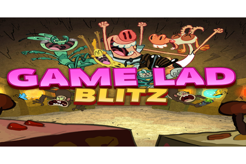 Pig, Goat, Banana, Cricket: Game Lad Blitz Mini Game