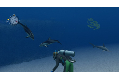 Endless Ocean (Wii) Screenshots