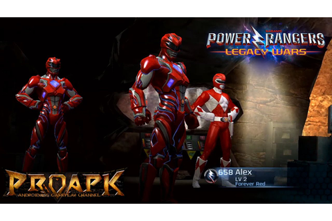 Power Rangers: Legacy Wars Gameplay Android / iOS - PROAPK ...