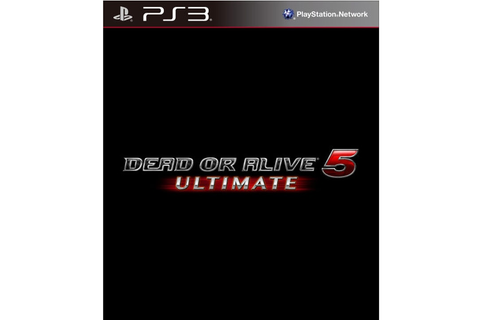 Dead or Alive 5 Ultimate - PS3 Game | Multirama.gr