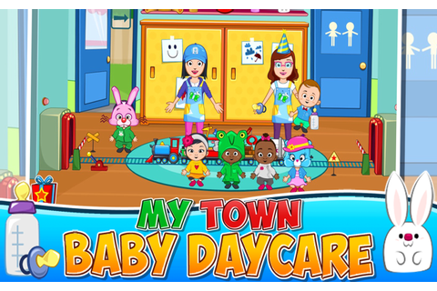 My Town : Daycare: Amazon.co.uk: Appstore for Android