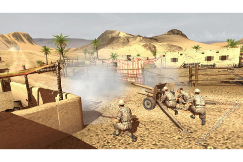 Theatre of War 2: Africa 1943 - Download Free Full Games ...