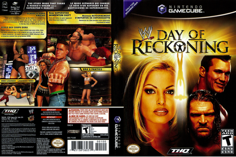 GWPE78 - WWE Day of Reckoning