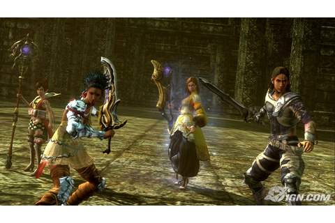 """Lost Odyssey"" on the Xbox 360 is an often overlooked and ..."