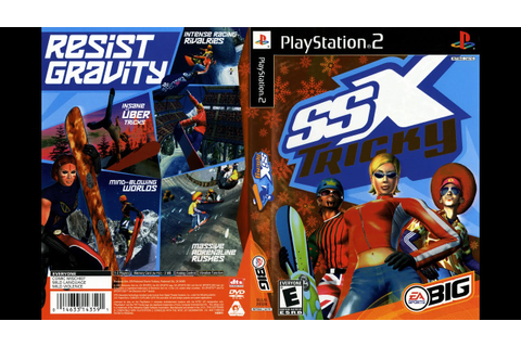 [PS2] SSX Tricky Gameplay [PCSX2][1080p] HD - YouTube