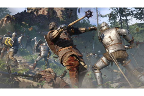 Massive Kingdom Come: Deliverance Patch Doubles the File ...