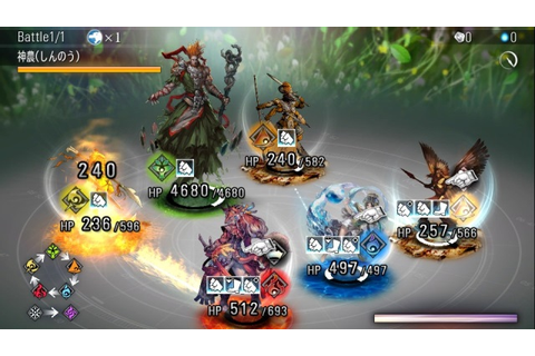 Free-to-play PS Vita exclusive Destiny of Spirits is now ...