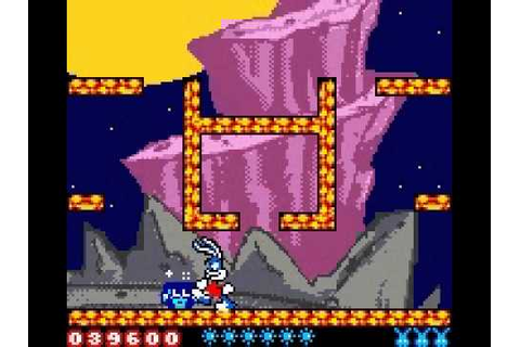 Tiny Toon Adventures - Buster Saves The Day (Game Boy ...
