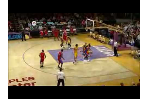 NBA Live 09 PSP Game Download - YouTube