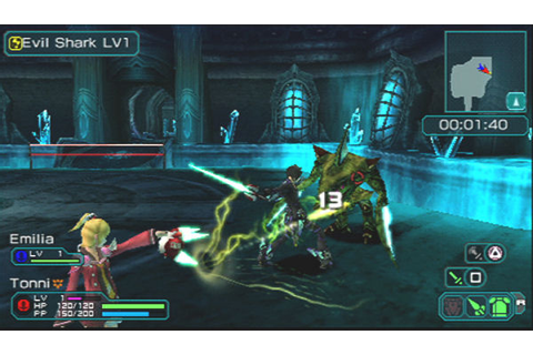 Phantasy Star Portable 2 Review - PSP - The Gamers' Temple