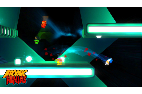 Atomic Ninjas (PS Vita / PlayStation Vita) News, Reviews ...