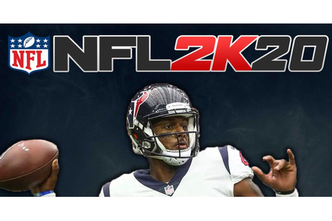 NFL & 2K Announce Agreement To Produce Multiple Future ...