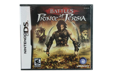 Battles of Prince of Persia game - Newegg.com