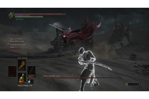 Review: 'Dark Souls III: The Ringed City' Is a Love Letter ...