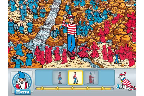 Where's Waldo? The Fantastic Journey | GameHouse