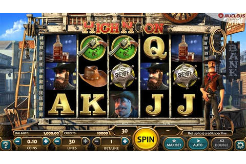 High Noon Slot Review - Play this Western Slots Game FREE!