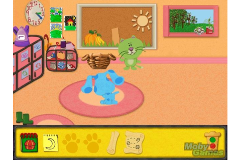 Blue's Treasure Hunt screenshot - Blue's Clues Photo ...