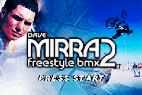 Dave Mirra Freestyle BMX 2 Download Game | GameFabrique