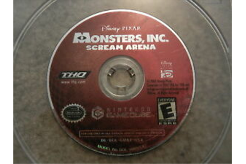 MONSTERS-INC-SCREAM-ARENA-NINTENDO-GAMECUBE-GAME-DISC-ONLY