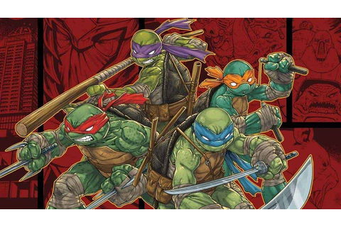 TMNT: Mutants in Manhattan Characters Detailed with Videos ...