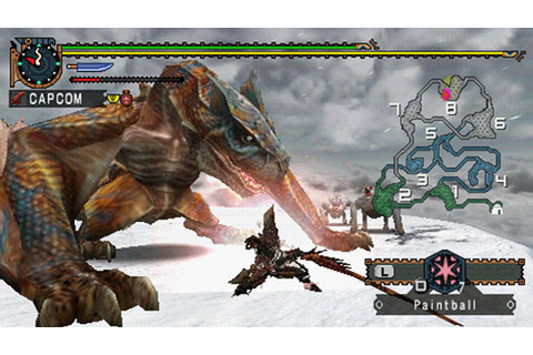 Monster Hunter Freedom 2 Game | PSP - PlayStation