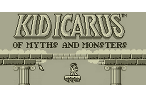 Kid Icarus of Myths and Monsters | Game Boy | Jeux | Nintendo