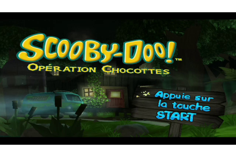"Scooby-Doo Opération Chocottes Episode 1 Let's Play ""non ..."