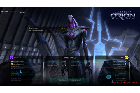Master of Orion: Conquer the Stars Free Download - Game Maza