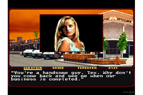 Mean Streets (1989 video game)