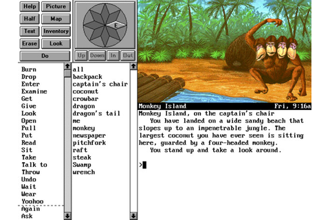 Classic adventure game 'Eric the Unready' is now on GOG ...