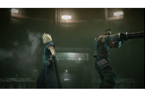 Final Fantasy VII Remake To Be Release By 2023 - mxdwn Games