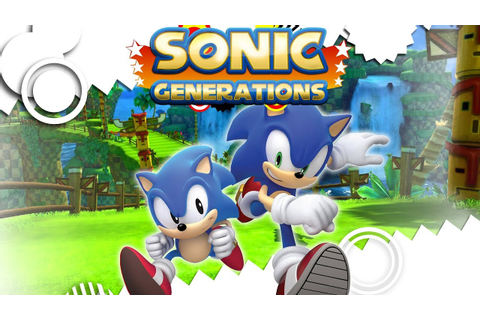 Sonic Generations Full Game Walkthrough No Commentary ...