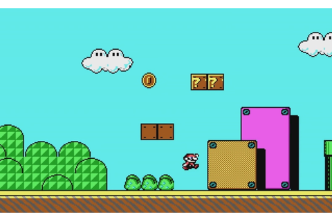 Here is What Super Mario Bros 3 Would Have Looked Like on ...