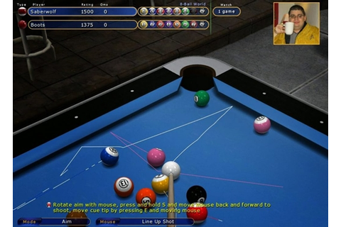 Virtual Pool 4 Game - Hellopcgames