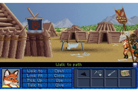 Inherit the Earth: Quest for the Orb Download (1994 ...