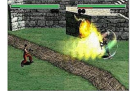 Destrega (1998) by Omega Force PS game