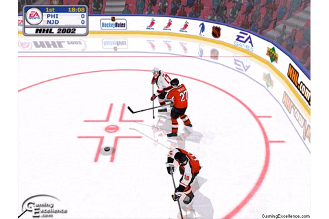 NHL 2002 - GamingExcellence