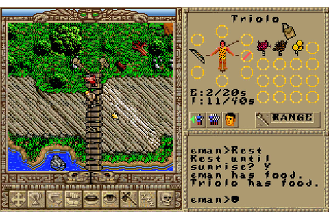 Download Worlds of Ultima: The Savage Empire rpg for DOS ...
