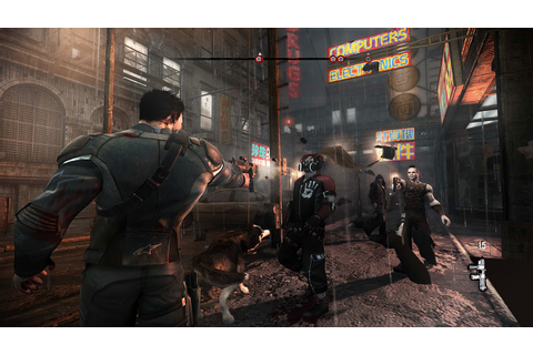 Dead to Rights: Reckoning Screenshots - Video Game News ...
