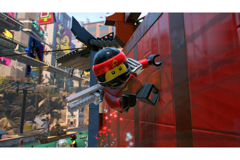The LEGO Ninjago Movie Video Game Gets New Trailer ...