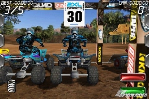 2XL ATV Offroad Screenshots, Pictures, Wallpapers - iPhone ...