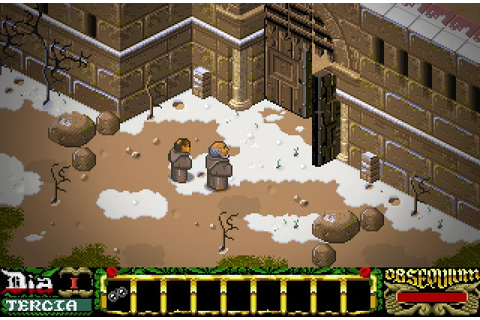 Indie Retro News: The Abbey of Crime Extensum - Full PC ...