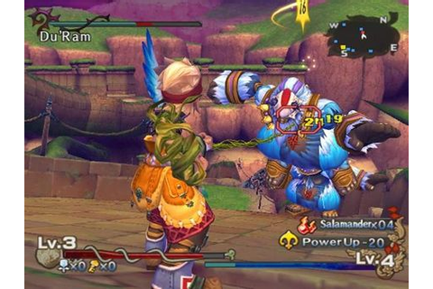 Dawn of Mana (USA) PS2 ISO - CDRomance