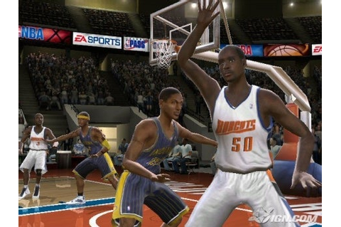 NBA Live 2005: Dunk You Very Much - IGN