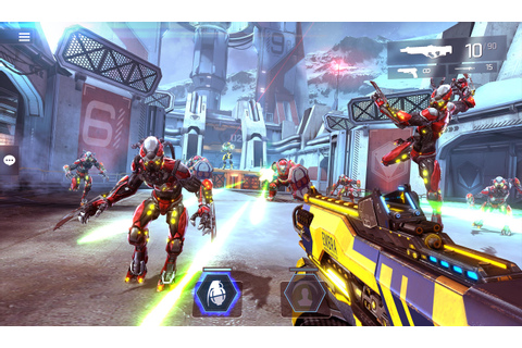 SHADOWGUN LEGENDS APK Download - Free Action GAME for ...