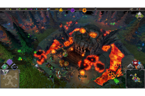 Dungeons 3 takes Warcraft and Dungeon Keeper and makes ...