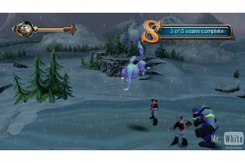 The Secret Saturdays: Beasts of the 5th Sun -PSP- 01 ...